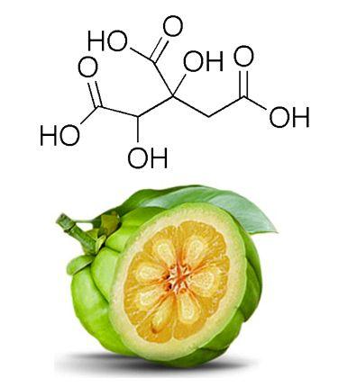 ácido hidroxicítrico