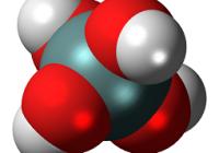 ácido silícico compuesto
