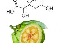 ácido hidroxicitrico