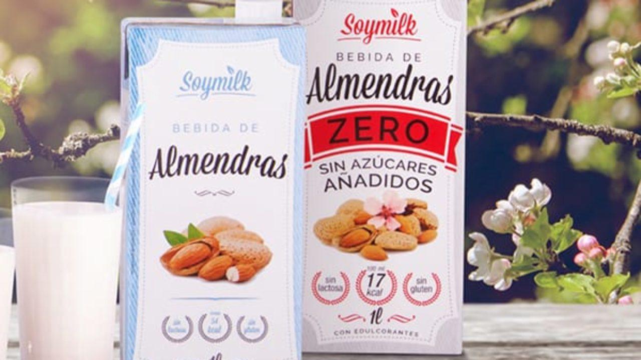 Propiedades y vitaminas de la leche de almendras