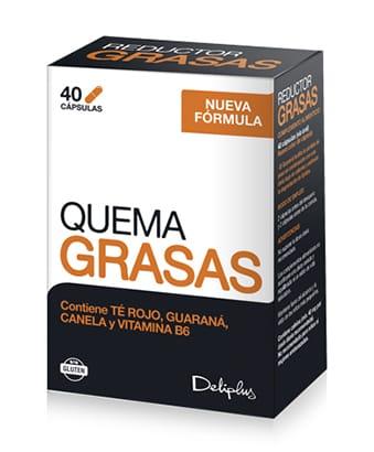 quemagrasas Mercadona marca Deliplus