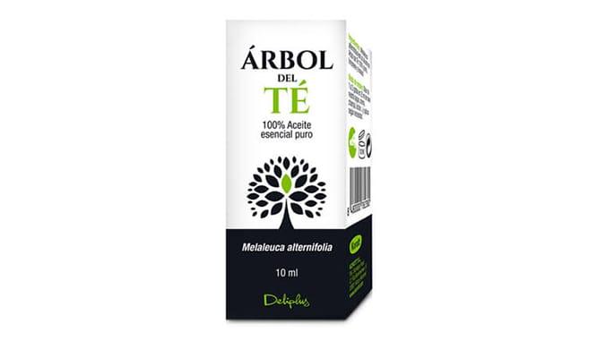 aceite de árbol de té Mercadona