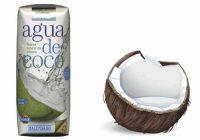 agua de coco Mercadona